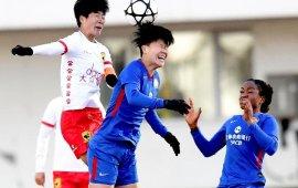 Ordega, Ihezuo on target in Chinese FA Cup
