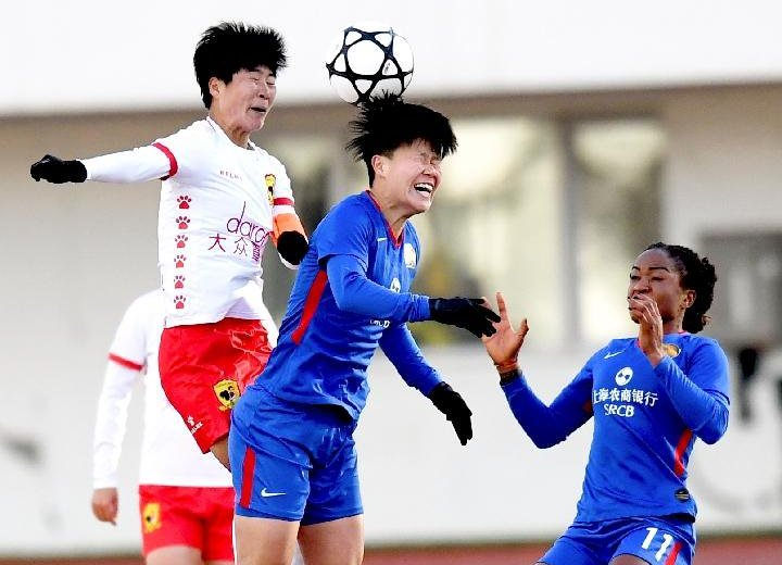 Ordega, Ihezuo on target in Chinese FA Cup
