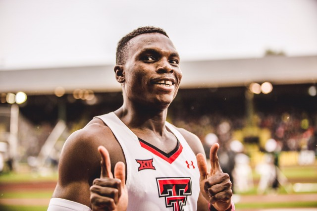 Divine Oduduru's sub-10 ends 13 year wait at MJ Invitational