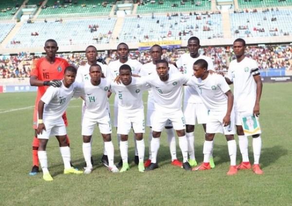 TotalAFCONU17: Eaglets face Guinea for final berth
