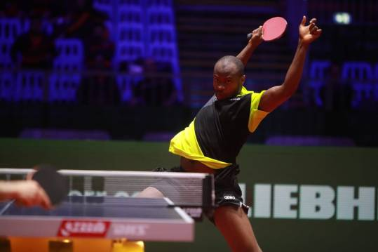 2019 ITTF World C'Ships: Aruna Quadri knocked out in round 32
