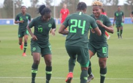 Super Falcons with more to do in Dennerby's new formation