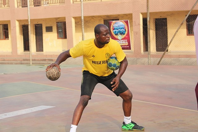 IHF Challenge trophy: We will not disappoint Nigerians says Shittu