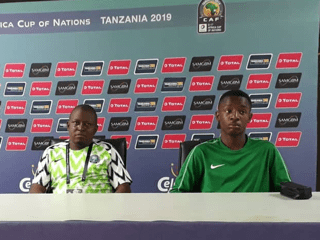U17AFCON: Eaglets will treat Angola game as Cup final says Jolomi