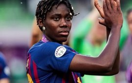 Oshoala joins Barcelona on permanent deal