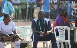 Volleyball: Usman Abdallah eyes All Africa Games slot