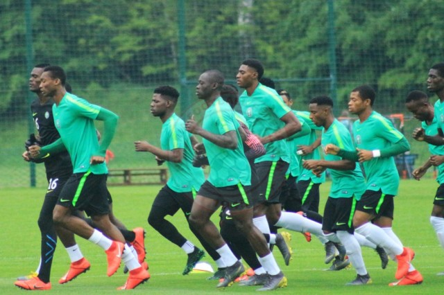U20WC: Nigeria Flying Eagles face Qatar in group opener