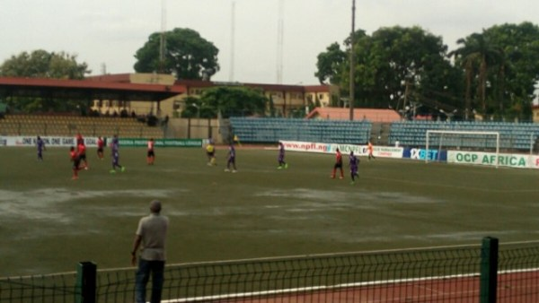 NPFL: Zikiye's late strike keeps MFM playoffs hope alive