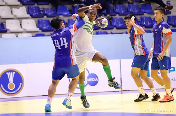 Handball: I want to win 2019 All Africa Games Gold – Yusuf