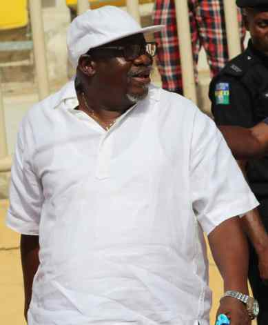 Lobi players unaware of Ogbeide's death before Wikki win