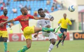 Injured Sankoh pulls out of Guinea AFCON squad
