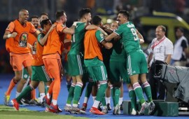 AFCON2019 Wrap: Algeria, Kenya in crucial wins