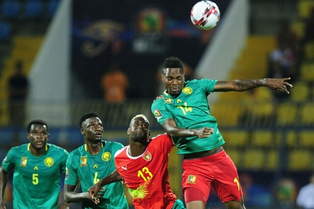 AFCON2019 Wrap: Champions Cameroon start with a win
