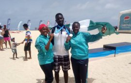 Abdulmumin Babalola attributes success to hard work