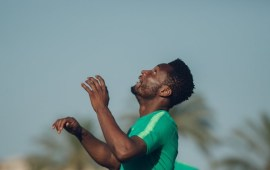 #NGAGUI Team News: Mikel bench; Balogun, Simon to debut