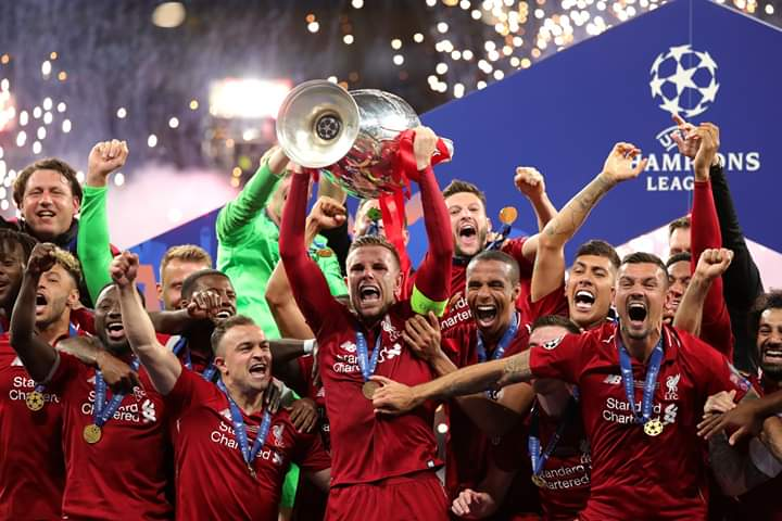 UCLFinal: Salah and Origi help Liverpool to a sixth European title