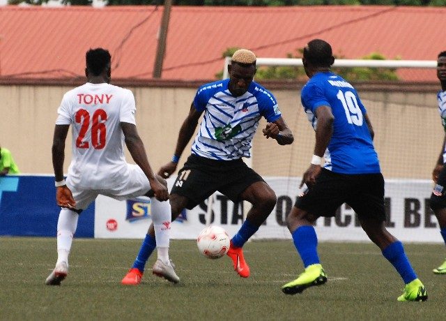 Aiteo Cup: Rangers, Enyimba crash out on day of upsets