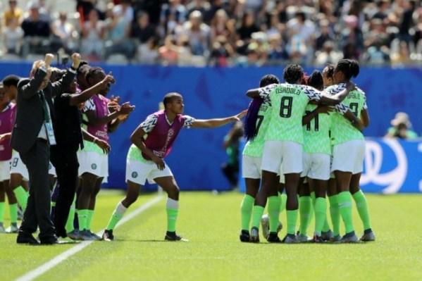 FIFAWWC: Super Falcons earn crucial win against Korea