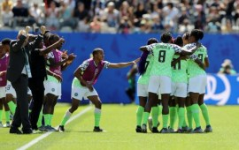 FIFAWWC: Super Falcons earn crucial win against Korea
