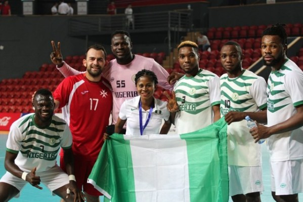 IHF Emerging Nations: Anas leads Nigeria to victory against Malta