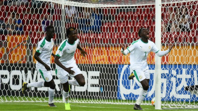U20WC: Flying Eagles go down fighting against Senegal