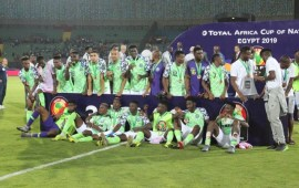 Nigeria, Brazil confirm October friendly clash