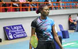 Top seeds out on Day 2 of Lagos Badminton Classics