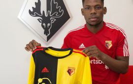 Nigeria U20 International Dele-Bashiru joins Watford