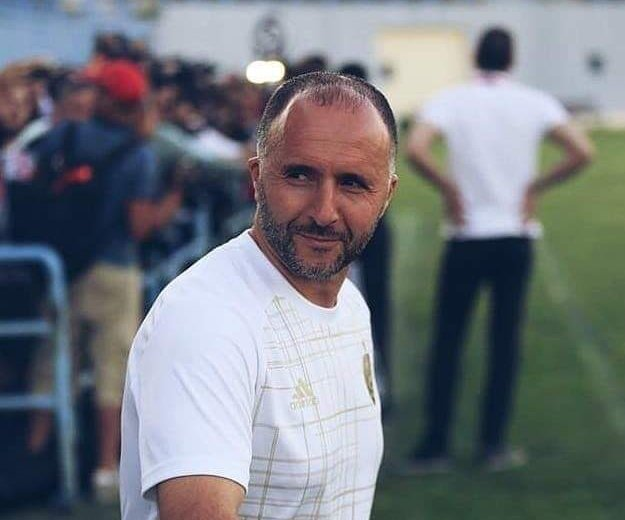 AFCON2019: Algeria coach Belmadi targets AFCON title