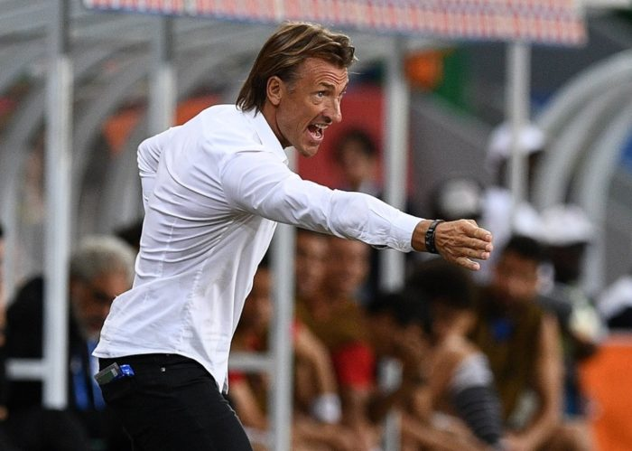 Morocco coach Hervé Renard announces his departure