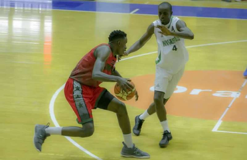 Home based D'Tigers lose FIBA AfroCan opener