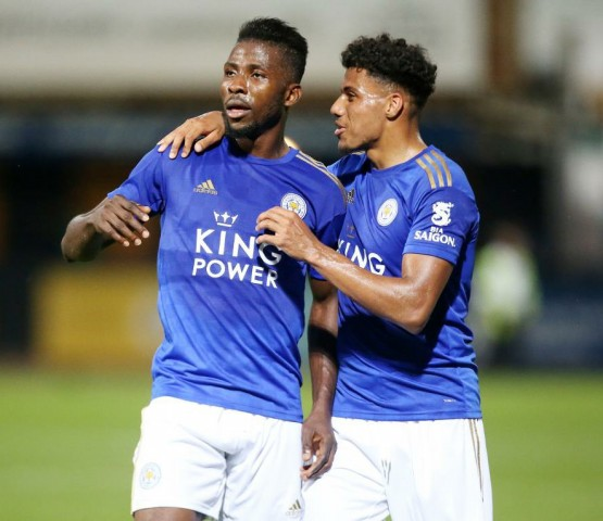 EiE: Iheanacho amongst the goals as Leicester win again