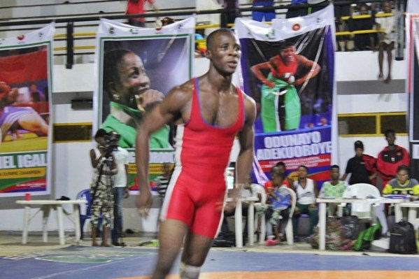 Julius Adekunle defeats two National champions