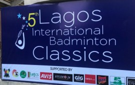 5th Lagos International Badminton Classics kicks off in Lagos