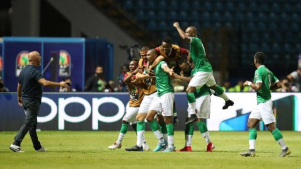 Madagascar defeat DR Congo to reach AFCON quarterfinals