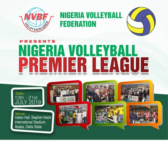 First Phase of Nigeria Volleyball League kicks off in Asaba
