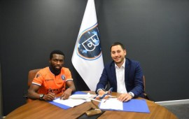 Azubuike delighted to join UCL side Başakşehir