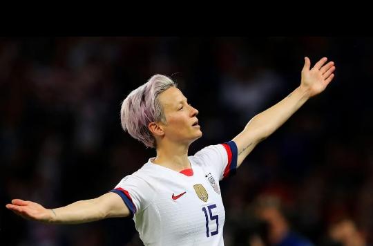 FIFAWWC: Neville praises Rapinoe says USA team to beat