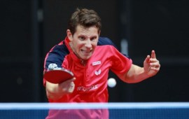 ITTF Challenge Plus: Austrian Gardos set modest ambition