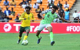 AFCON2019: Super Eagles must be careful Vs South Africa