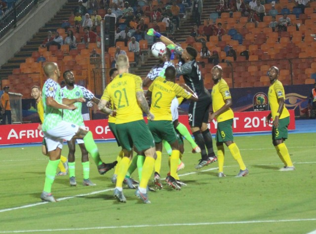 AFCON2019: Bafana Bafana Williams owns up to his error