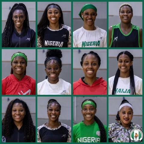 D'Tigress unveil final roster for AfroBasket Women