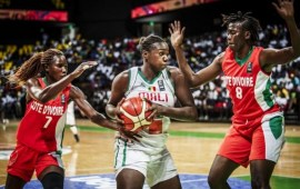 Afrobasket Women: Sylvain Lautie plots D'Tigress upset