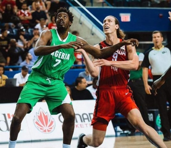 FIBA World Cup: D'Tigers arrive Lagos for final camping