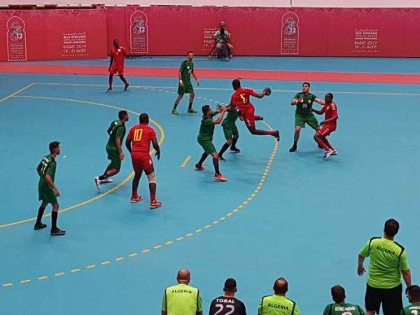 2019 African Games: Nigeria handball teams beaten