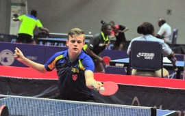 ITTF Challenge Nigeria Open: Quadri survives Lauren scare