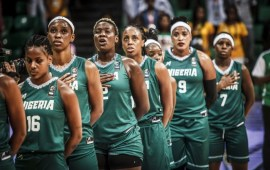 Afrobasket Women: D'Tigress through to Quarter Finals