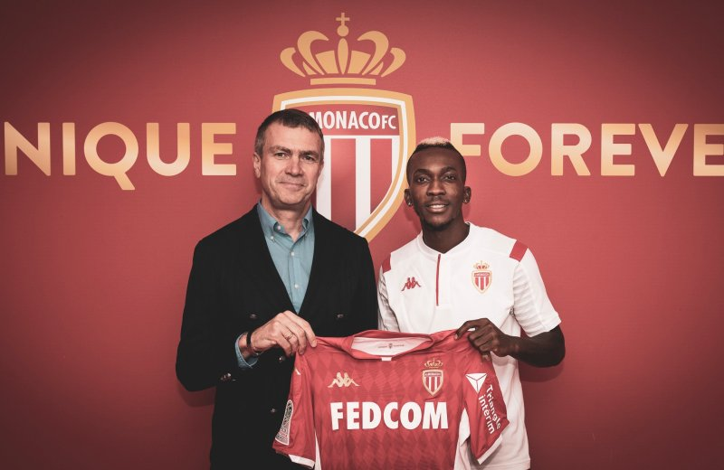 Ligue 1: Onyekuru completes AS Monaco transfer
