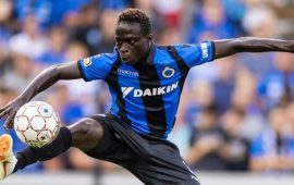 Diatta: Club Brugge UCL success will give Africans exposure