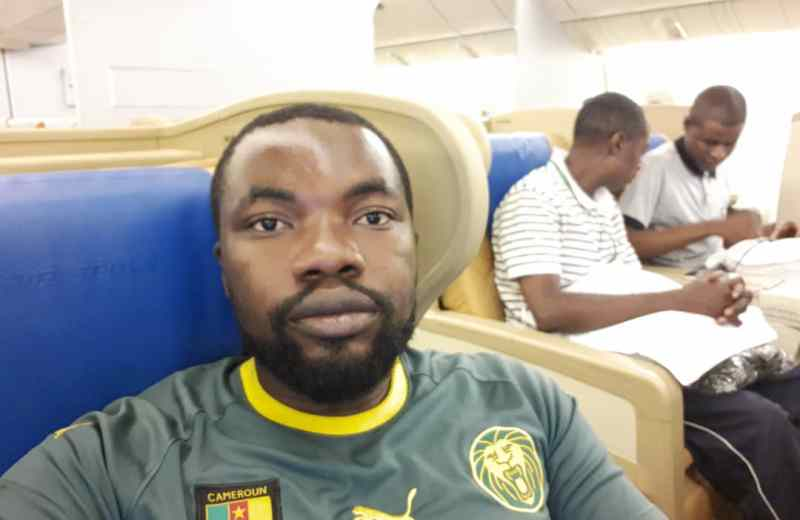 African Games: Aclsports reporter, Kuti Dare in Morocco